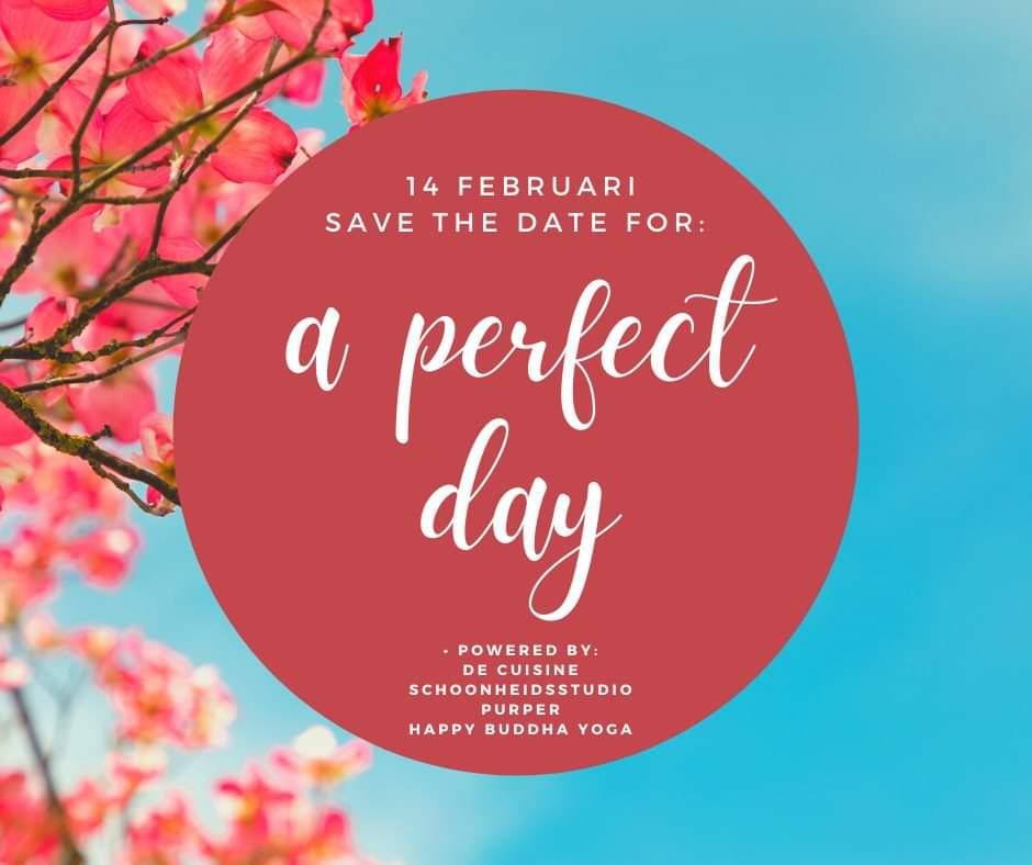 14 februari: A Perfect Day